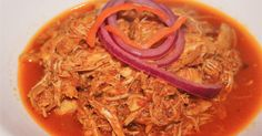 Pollo Pibil is a traditional Mexican dish from the Yucatan in which chicken is smothered with Achiote paste and orange juice and slow cooked in banana leaves. Achiote paste is a dark red paste made of ground annatto seeds that can be found in the Latin or Mexican area of most grocery stores that has...