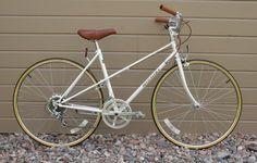 Vintage Nishiki Marina Women's Ladies Mixte Road Bike Bicycle 51cm Lugged Steel | eBay