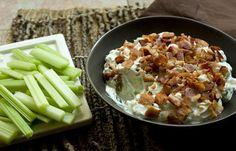 cobb salad dip cobb salad dip layers of blue cheese avocado bacon and ...