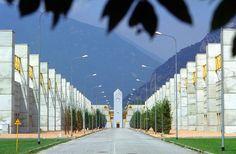 Tecnoparco del Lago Maggiore (1993-97)   Aldo Rossi