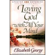 A wonderful book by my all time favorite Christian author, Elizabeth George. She walks us women through godly and practical principles in surrendering our mind completely to the Lord!