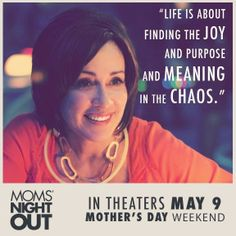 Mom's Night Out: Scene One, Take Two - a review of the #MomsNightOutMovie from a working mom who was a bit skeptical #workingmom