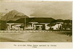 History of Pinelands Old Garage, Filling Station, Cape Town, View Image, History, City, Garden, Google, Historia