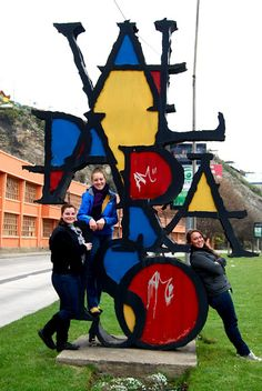 Valparaiso, Chile. #studyabroad