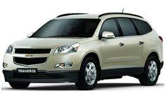 New Chevrolet Traverse Philippines