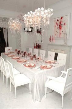 39 Dexter Halloween Party Décor Ideas - aaaaaah! I so want to decorate our house like that! Like allllll year!