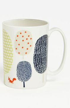 kate spade new york 'hopscotch drive about town - park' mug available at Nordstrom
