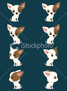 chihuahua illustration - Google Search