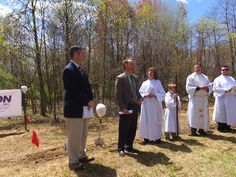 St. Philips Lutheran Church ground-breaking ceremony and service April 26 2015--1112