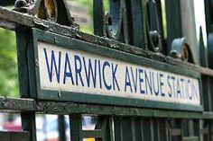 Image result for london underground station warwick avenue