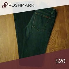 Joes Curvy Bootcut Jeans Gently worn- size W26 but fits more like a W25. joes Jeans Boot Cut
