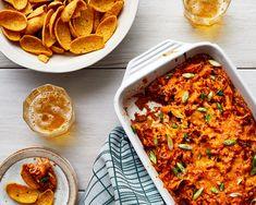 Buffalo Chicken, Cheesy Chicken, Chicken Appetizers, Appetizer Recipes, Chicken Recipes, Barbecue Chicken, Rotisserie Chicken, Barbecue Sauce, Guacamole