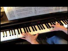 Maestro - The Holiday - Theme - Piano