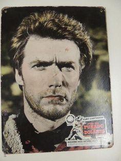 Por un puñado de dolares de Sergio Leone y con Clint Eastwood / Cine en todocoleccion