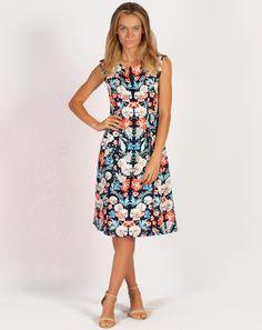 Sunnygirl Vintage Dress