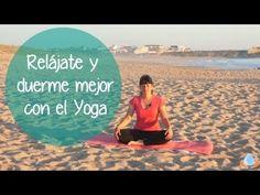 Clase de yoga para relajar los músculos, calmar la mente y dormir mejor