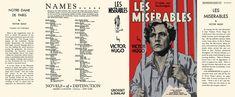 Les Miserables. Victor Hugo.