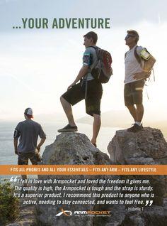 Our Planet, Your Adventure. www.armpocket.com