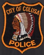 ✿Colusa California Police Patch✿ Police Badges, Police Patches, Law Enforcement, Flags, California, Fire, Peace, Collection, Coat Of Arms