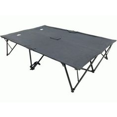 K&-Rite Queen 2 Person Kwik Cot C& Stretcher  sc 1 st  Pinterest : clam 1660 mag screen tent - memphite.com