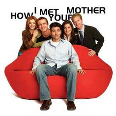 How I Met Your Mother-Love this show! Lily & Marshall are the best couple. (I wish Robin & Barney would just stay together!)