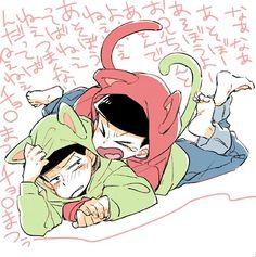 Osomatsu/Choromatsu (Osomatsu-san)   VK