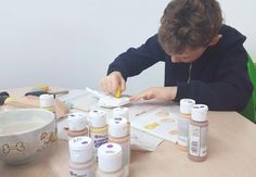 The Reluctant Traveller: Capel Clay Pottery Painting Bala Pottery Painting, Clay, Clays, Ceramic Painting