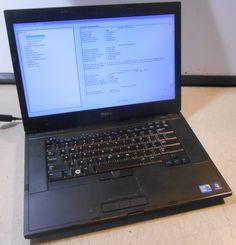 DELL Precision M4500 Intel core i7 Q740 @ 1.73GHz 8GB Ram Laptop Computer NO HDD