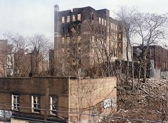 AMERICAN GHETTO - The SOUTH BRONX in NEW YORK CITY (Greeting Card)