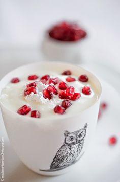Granatapfel-Joghurt