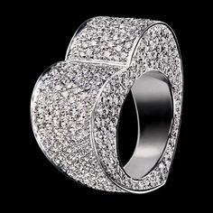My ring. White gold Diamond Ring G34A5300 - Piaget Luxury Jewelry Online