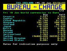 EXTREME bureau de change Bureaus and Funny things