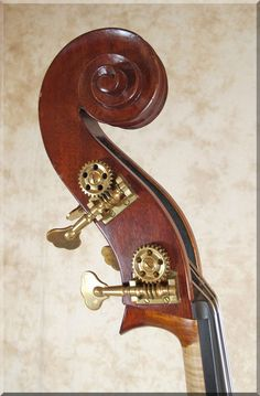 Robert McIntosh Double Bass 2009
