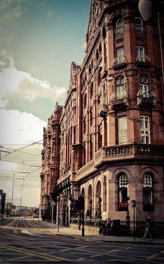Streets of Manchester #RePin by AT Social Media Marketing - Pinterest Marketing Specialists ATSocialMedia.co.uk