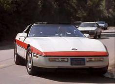 "1984 Chevrolet Corvette C4 in ""The A Team"""