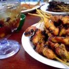 Satay Sauce: Peanut Dipping Sauce Recipe