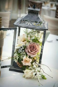 Love these with some tall candle holders for centre pieces