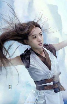 Princess Agents, Zhao Li Ying, Chinese Movies, Meteor Garden, Chinese Actress, Hanfu, Asian Style, Chibi, Idol