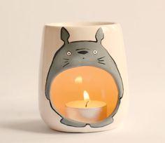 Mein Nachbar Totoro Geschenk Ölbrenner von ZenibasAttic auf Etsy