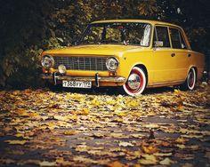 Classic Lada 2101