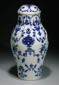 Covered vase [French; Saint-Cloud] (17.190.1912) | Heilbrunn Timeline of Art History | The Metropolitan Museum of Art