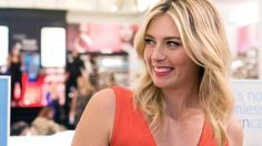 Tennis star Maria Sharapova shares her 5 best tips for glowing skin and killer confidence.