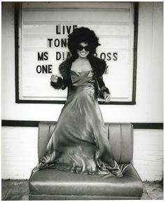 Diana Ross by Ruven Afanador