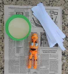 All That's Goood: Mummies Made by Us- make a mummy with an action figure - Ancient Eygpt study