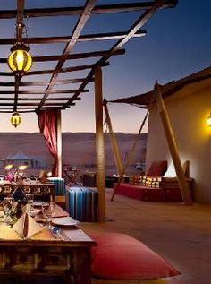 Desert Nights Camp.. Oman..