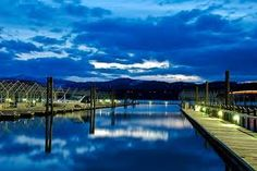 Coeur D'Alene Idaho (this is where Tim was born)