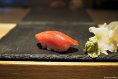 Atlantic Bluefin Tuna Sushi