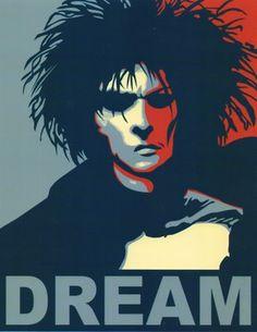 Neil Gaiman's Morpheus