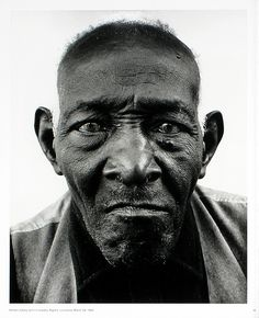 I repeat - Richard Avedon is brilliant. william casby by richard avedon