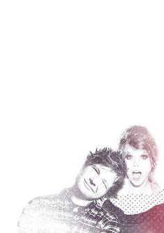 Taylor & Ed !